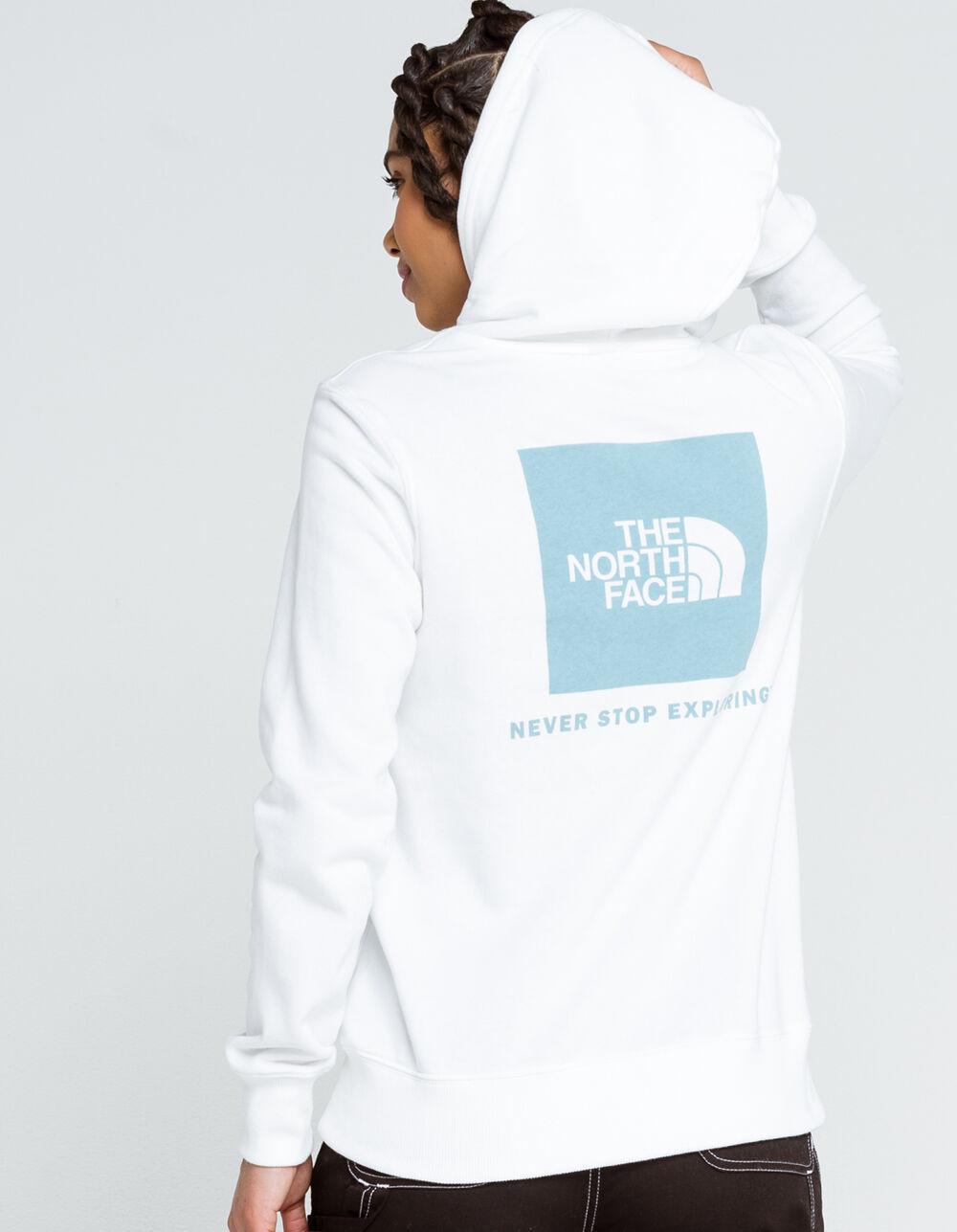 womens white hoodie.