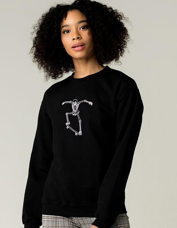 Skeleton Sweatshirt